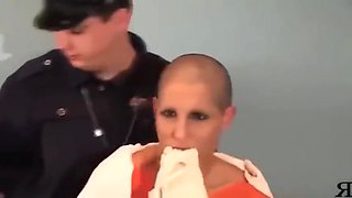 Prison Punishment Haircut