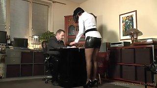 Latex secretary