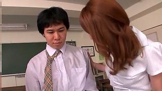 Best Japanese slut in Hottest CFNM, Cumshot JAV movie