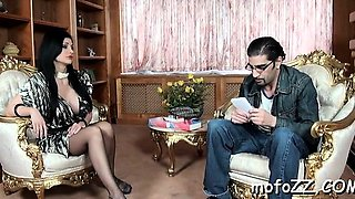 Wicked teacher gets horny in a school and bonks well