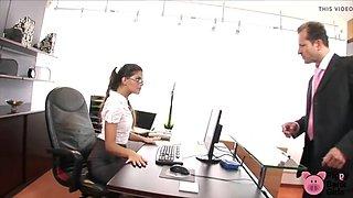An available secretary