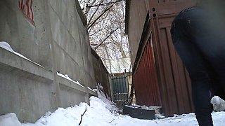 winter toilet 2