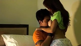 Hot Sex Scene From The Thai Movie Rao Ron (2012)