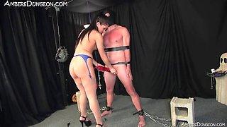 Free Bisexual video femdom male