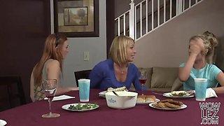 Mother Daughter Exchange Club - Mellanie Monroe, Dani Jensen