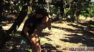 Male slave gets punished and french Teen Jade Jantzen has been walking for awhile and her