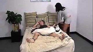 Stepmom uses means seducing stepson - More On HDMilfCam,com