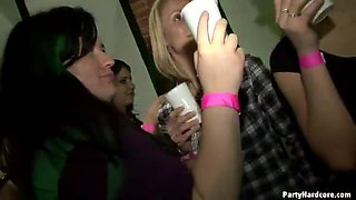 drunken babes in group sex orgy