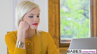 Babes - Office Obsession - Zazie Skymm - Quic
