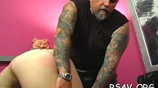 chick dominates roughly bdsm extreme 1