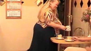 Hottest Grannies, BBW porn movie