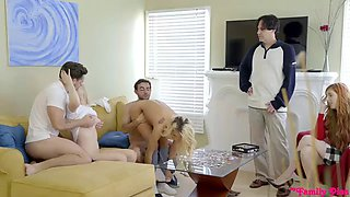 Family sex 1