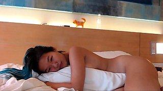 Teen Thai Asian Banged Hard