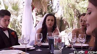 adria rae, ashley anderson in wedding belles scene 4