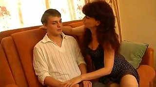 Homemade amateur mature older couple British