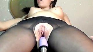 Crazy homemade Webcams, Fucking Machines sex video