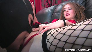 Femdom Mistresses dominate and humiliate male slaves
