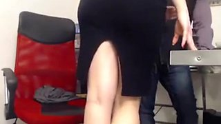 Cheating White Wife With Indian Boss 5