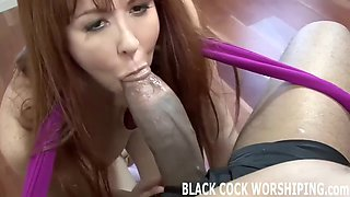 take a black cock and cum fill my ass