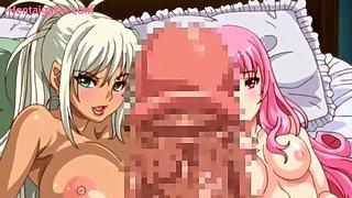3ping lovers! ippu nisai no sekai e youkoso the animation 01