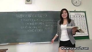 The sexy teacher