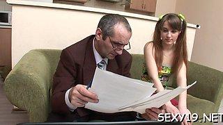 sensual tutoring with teacher amateur clip 4
